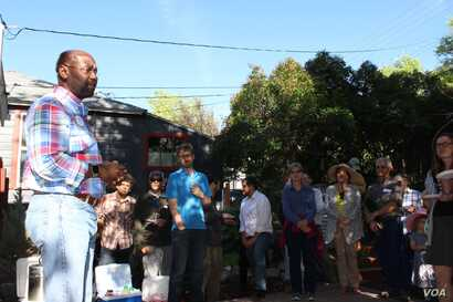 In his run for mayor of Helena, Montana, Wilmot Collins said he wanted to beef up fire, police and other emergency services and create affordable housing for homeless veterans and teenagers. (Wilmot Collins for Mayor/Facebook)