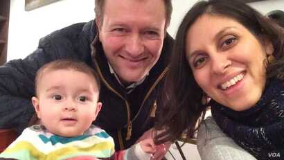 nazanin zaghari-ratcliffe, British-Iranian citizen prisoned in Iran