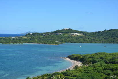 The prehistoric complex at Salt River is one of the most important archaeological sites in the Virgin Islands.