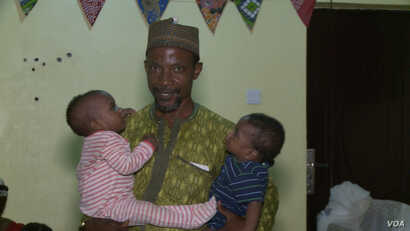 Steven Olusola Ajayi, a Christian missionary, rescues children from communities that practice ritual infanticide, or killing babies that are perceived to be evil.