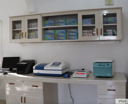 The Puntland Forensic Center, funded by the Swedish government and supported by the U.N. Population Fund (UNFPA), was opened September 6 in central Somalia.