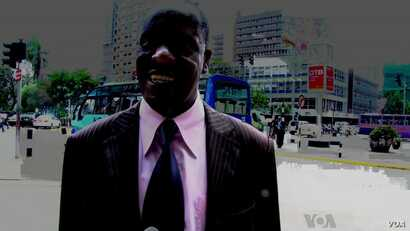 Video of reaction in Kenya to Obama's re-election
