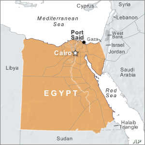 At Least 73 Killed in Egypt Soccer Riot