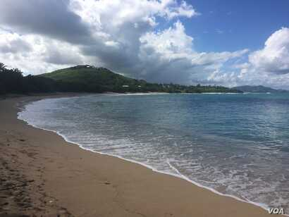 For nearly 200 years, St. Croix and the other Virgin Islands -  St. Thomas and St. John - were known as the Danish West Indies.