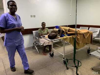 Announcing the end of the strike, doctors stated President Emmerson Mnangagwa's government met their demands regarding the equipment and medicines.