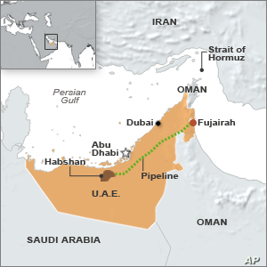 Arab Gulf States Urged to Increase Pipelines After Iran's Oil Threats