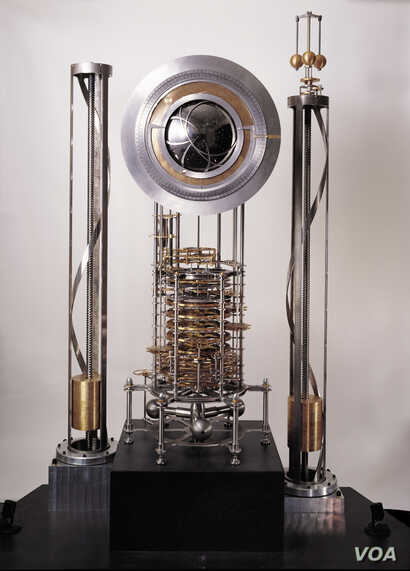 The Clock of the Long Now is a proposed mechanical clock designed to keep time for 10,000 years.
