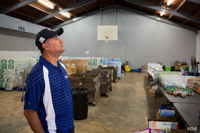 Bethel Baptist Church Lead Pastor Jaime Garcia oversees regular donation shipments to areas in Houston still reeling after Hurricane Harvey. On social media, he promotes a hashtag that he feels accurately reflects the status of the city's recovery:...