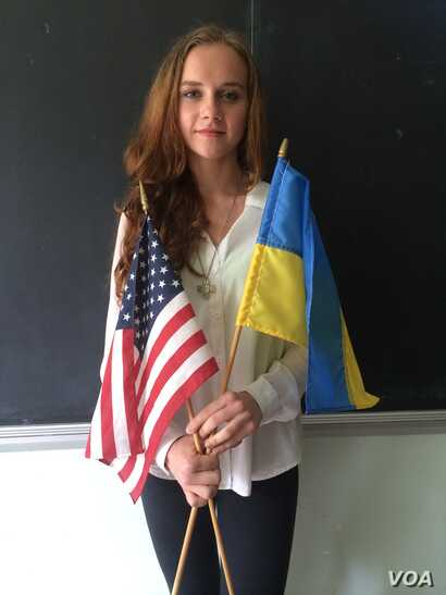 Xenia Vitovych, who was born in Ukraine several years after its independence in 1991, takes fierce pride in her homelands, both new and old. She volunteers for the Patriot Defense, which helps helps the Ukrainian army with funds and supplies, New Yor...