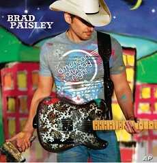 Brad Paisley's 'American Saturday Night' CD