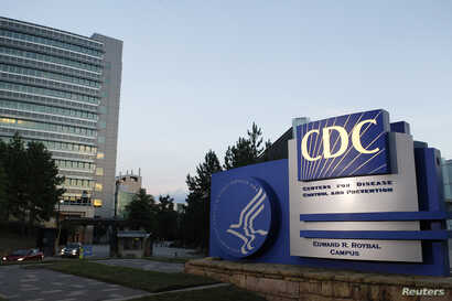 FILE - A general view of the Centers for Disease Control and Prevention (CDC) headquarters in Atlanta, Georgia, Sept. 30, 2014.