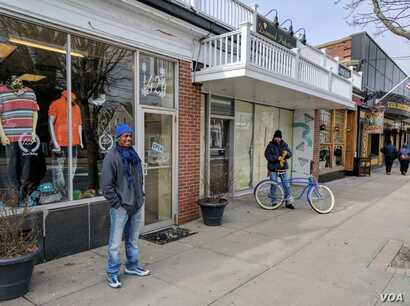"""Prince Wright doesn't require H2B workers to run his clothing shop in Cape Cod. But like other small businesses, he benefits most during the warmer months. """"We're waiting for the tourist season,"""" says Wright. """"That's the breadwinner right the..."""