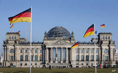 "A top police official says, March 30, 2017, a recent hacking attack on the German Parliament may have led to a ""significant drain of data"" which may be used to try influence the outcome of the country's general election in September."