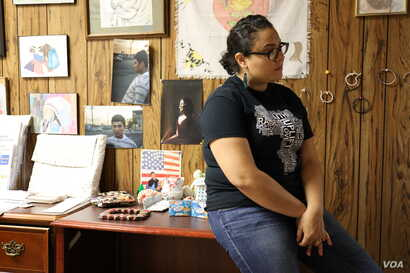 """Rosa Santana, a detainee visitation coordinator at First Friends, an immigrant advocate group in New Jersey, says there is a misconception about those coming to the border. """"When you think about people coming to the border, you think about central ..."""