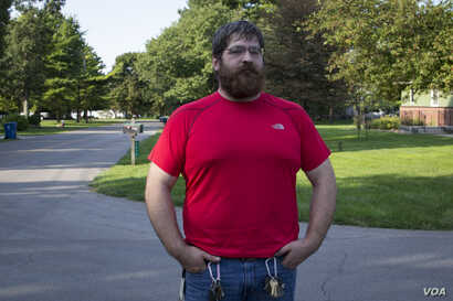 Jason, an automotive parts maintenance worker from Ottawa County, Ohio, voted for President Donald Trump in 2016. Heading into this year's midterms, it's up to democrats to sway his vote.
