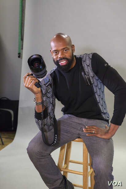 Derek Blanks, American photographer, illustrator, director and producer