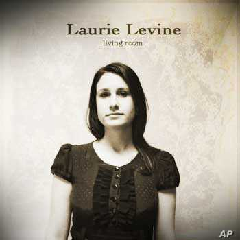 The cover of Levine's latest CD, 'Living Room', which was nominated for South Africa's top music award (photo courtesy L. Levine)