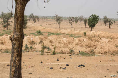A 27-kilometer (17-mile) trench surrounds the eastern perimeter of the university. The trench was dug in 2017, commissioned by the Borno State government. The trench is designed to slow down Boko Haram members who often invade cities on motorcycles. ...