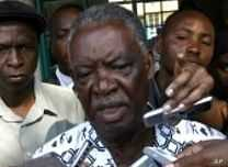 Michael Sata is a leading member of Zambia's opposition