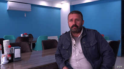 Mustafa Ozer came late to catering. The former court official founded a restaurant with 22 other workers dismissed as part of a crackdown against alleged supporters of Kurdish insurgents in Diyarbakir, southeast Turkey.