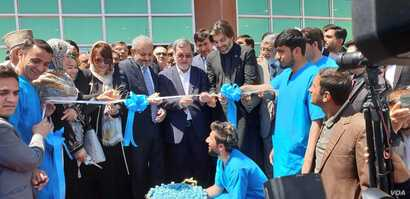 TheMuhammad Ali Jinnah Hospital in Kabul is one of three major health care facilities being built and funded by Islamabad as its contribution to reconstruction efforts in war-ravaged Afghanistan.