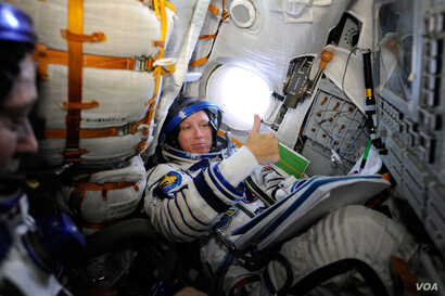 Shannon Walker, American Scientist and NASA Astronaut