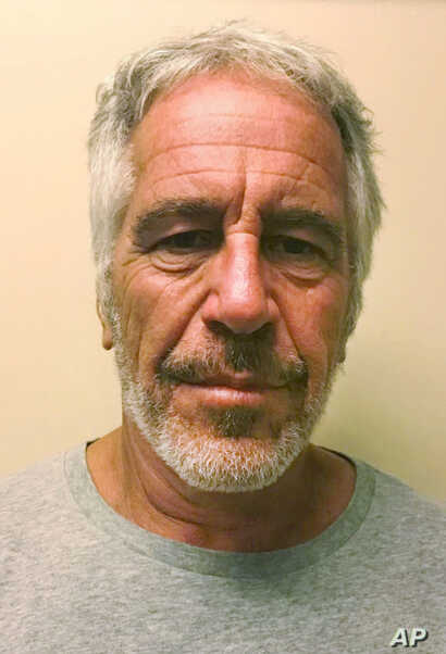 This March 28, 2017 image provided by the New York State Sex Offender Registry shows Jeffrey Epstein.