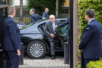 Iran Journalist Flees Zarif Delegation to Stay in Sweden