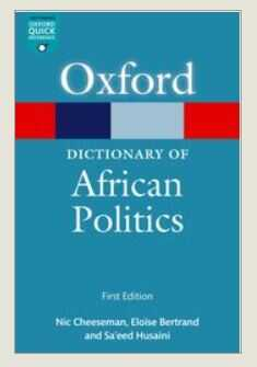 oxford dictionary of african politics