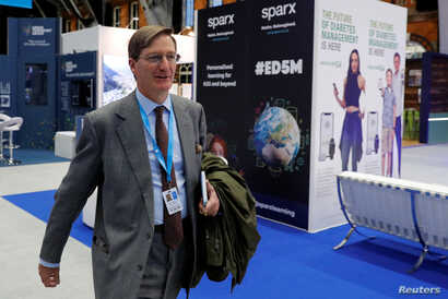 MP Dominic Grieve is seen at the Conservative Party annual conference in Manchester, Britain, September 30, 2019. REUTERS/Phil…
