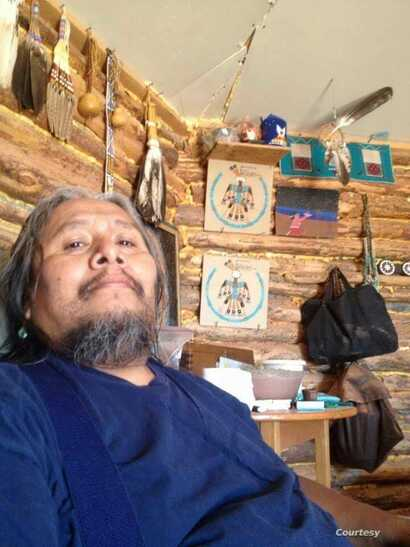 Navajo Fred Willie