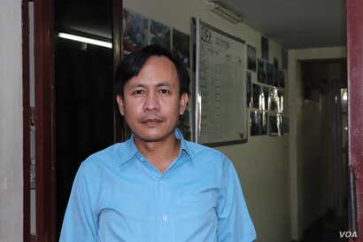 Vorn Pao, president of the Independent Democracy of Informal Economic Association (IDEA), said the coronavirus crisis poses a re