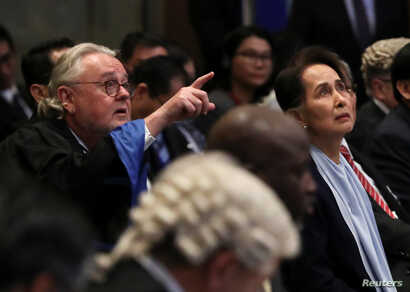 William Schabas, a Canadian attorney defending Myanmar against genocide charges at the U.N.'s International Court of Justice…