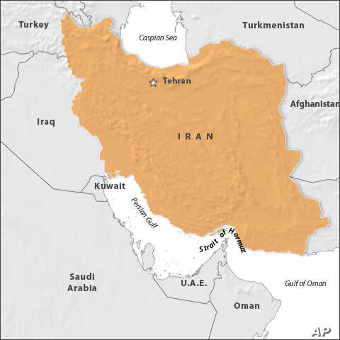 Iran Rejects US Warning Against Closing Strait of Hormuz