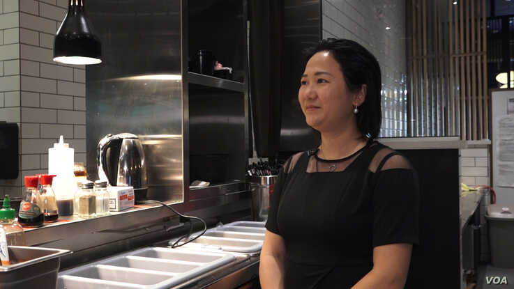 Pepper Twins owner Yunan Yang left her career in cancer research and started her first restaurant four years ago in 2015.  She now has six  Sichuan Chinese restaurants throughout Houston.
