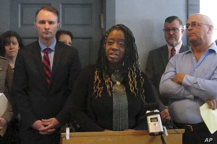, who became Vermont's first black female legislator in 2014, decided against seeking re-election in 2018 after receiving racial threats and harassment.