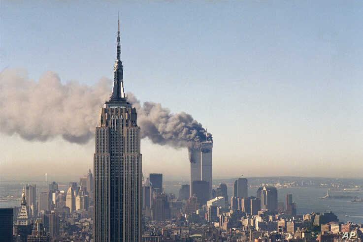 TV viewers said the Sept. 11, 2001 terrorist attack was the  all-time most memorable moment shared by television viewers during the past 50 years, according to a 2012 study.