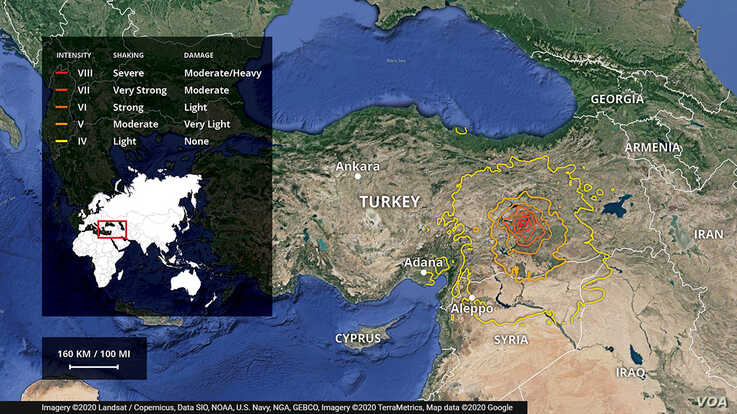 Dozens Pulled From Rubble as Turkey Quake Death Toll Hits 38 ...