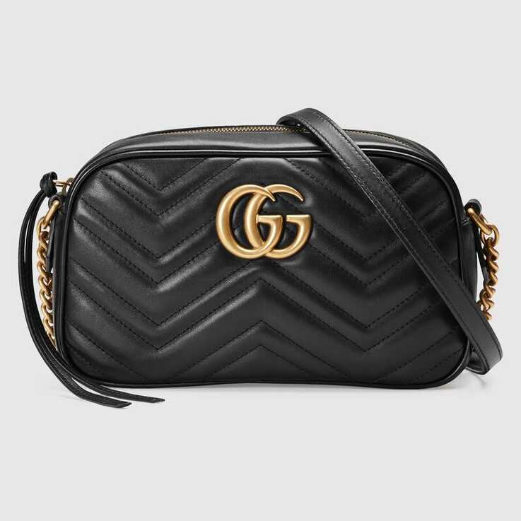 Some high-end brands, such as Gucci -- the fastest growing luxury brand of 2019 -- have successfully managed to reintroduce themselves to millennial shoppers. (Photo from Gucci.com)