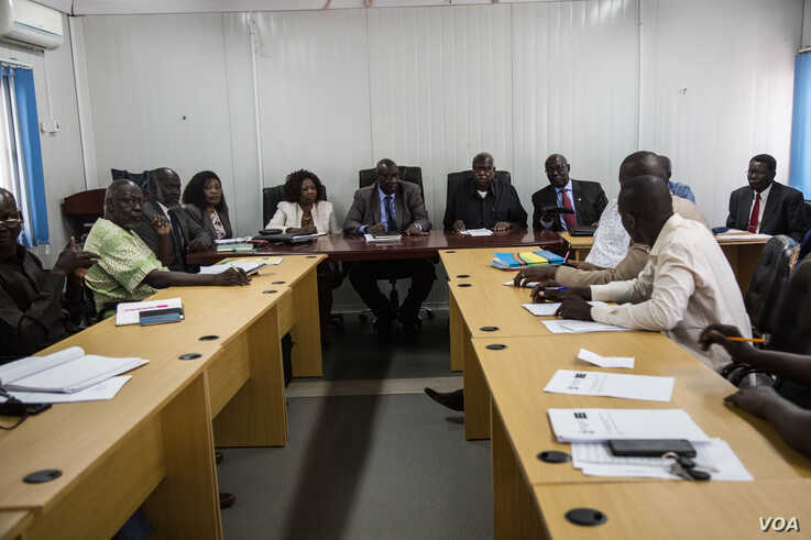 South Sudan Activists Hope to Unify Divided Nation
