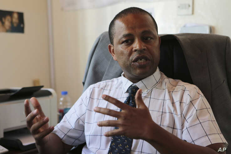 Abebe Shibru, Marie Stopes International Country Director for Zimbabwe in Harare, Jan, 23, 2018. Marie Stopes used to treat 150,000 women a year, but that is cut in half because of funding problems, including President Donald Trump's expansion of the global gag rule.