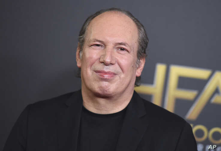 Hans Zimmer arrives at the Hollywood Film Awards on Sunday, Nov. 4, 2018, at the Beverly Hilton Hotel in Beverly Hills, Calif. (Photo by Jordan Strauss/Invision/AP)
